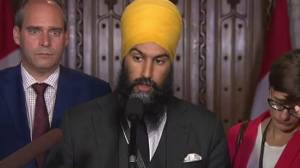 Gord Downie remembered for 'remarkable' work on reconciliation: Jagmeet Singh