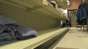 Winnipeg shelters asking for help after holiday rush