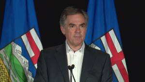 Raw: Alberta PC Leader Jim Prentice Speech