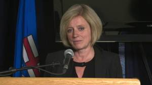 'Our hearts go out to the residents and citizens of Fort McMurray': Alberta premier on wildfires, evacuations