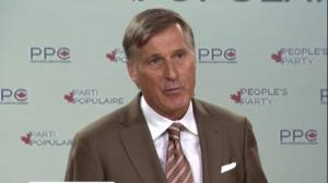 Maxime Bernier believes he can win next federal election