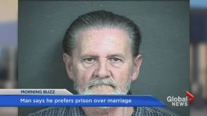 Man picks prison over his wife