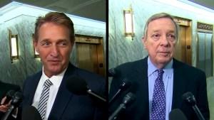 U.S. senators to Trump: No money for border wall as government shutdown looms