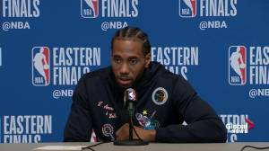 Kawhi Leonard says he tried to give teammates 'opportunities to shine'