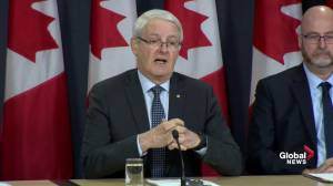 Garneau explains exactly what 'safety notice' will entail for flyers