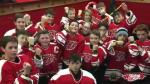 Local PeeWee hockey team semi-finalist for Good Deeds Cup