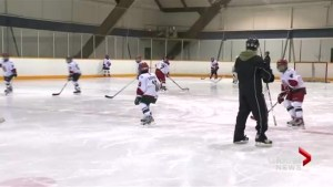 Does smaller ice make better hockey players?
