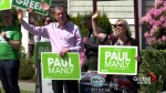 More Greens will be elected in coming election: May