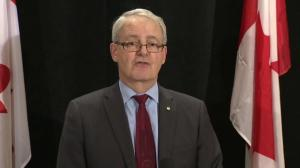 Gov't announces new flammable liquid training for first responders in wake of Lac-Mégantic