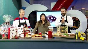 Sweet and Savory Holiday Brunch Charcuterie with Edmonton's Italian Centre Shop