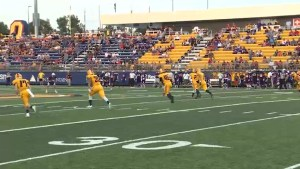 The Queen's football Gaels hope to bounce back after a big loss to Laurier