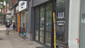 E-cigarette maker Juul opens first Canadian store in Toronto amid teen vaping concerns