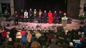 'May their memories live on in all of us':  Toronto van attack victims honored