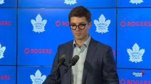 Toronto Maple Leafs: Kyle Dubas FULL press conference
