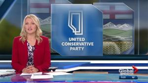 UCP leadership candidates debate policy platforms in Edmonton