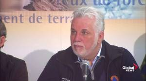 Couillard expects extra psychosocial support needed for flood victims
