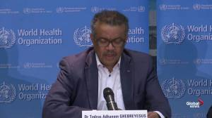 WHO calls on international community to help with Ebola response