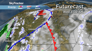 Saskatoon weather outlook: big warm-up on the way