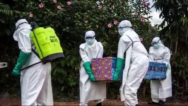 Doctor Flown to Nebraska Hospital After Possible Ebola Exposure in the Congo