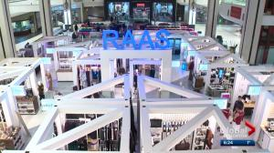 Local businesses take advantage of new opportunity at West Edmonton Mall
