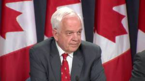John McCallum jokes that he 'passed the hat around' on refugee intake issue and got 'more than he needed'