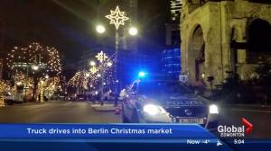 Canadian in Berlin describes deadly Christmas market attack aftermath