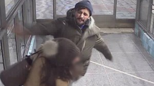 Man assaults Good Samaritan after she tries to foil robbery in Sweden