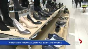 BIV: Nordstrom sales figures released, Canada's GDP grows