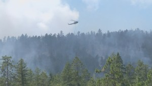 Hundreds of Peachland residents are preparing to leave their homes on short notice as multiple fires burn in the area