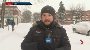 Dig out begins after first major winter storm