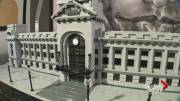 Play video: Lego lover recreates Vancouver landmarks