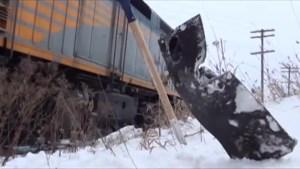 CN suspends practice of laying materials between railway tracks
