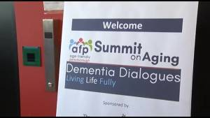 Summit on Aging Dementia Dialogues (01:31)