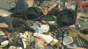 Kelowna can't touch homeless camp on private property