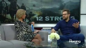The special skill Geoff Stults had to learn in 12 Strong
