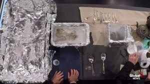 Cool Science: Explaining how tarnish is removed from silver