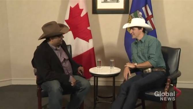 Justin Trudeau Issues His Summer Pm Mix Playlist On