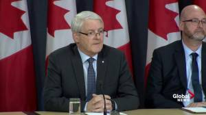 Garneau questioned on reliability of FAA on aircraft certification