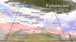 Saskatoon morning weather outlook – February 1