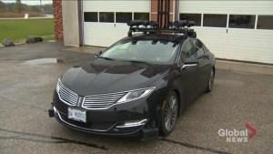 Canada's self driving car: the Autonomoose