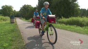 Whitby boy with autism gears up for ride to raise $20,000 for children with special needs