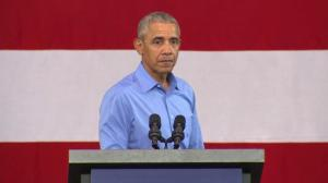 Republicans have enough indictments 'to make up a football team', Obama jokes