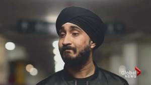 Brampton comedian forced to remove turban at US airport