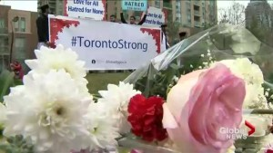 Yonge Street reopens after deadly van attack
