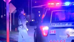 Police on scene of fatal shooting in Vaughan, Ontario that left 1 man dead