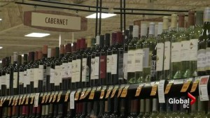 Vancouver grocery stores can't sell liquor