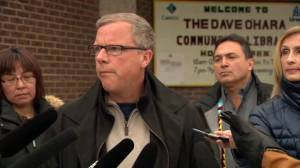 Wall says his government will respond to long-term issues in La Loche