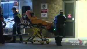 Sunnybrook Hospital receives injured from Danforth shooting in Greektown