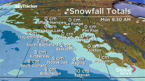 Saskatoon weather outlook: snowy start to Family Day long weekend