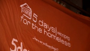 How Five Days for the Homeless event aims to help those without homes